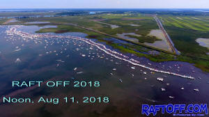Raft Off 2018 at Noon - Click for larger image