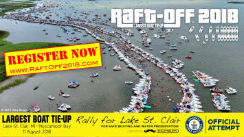 Raft Off 2018 World Record Attempt